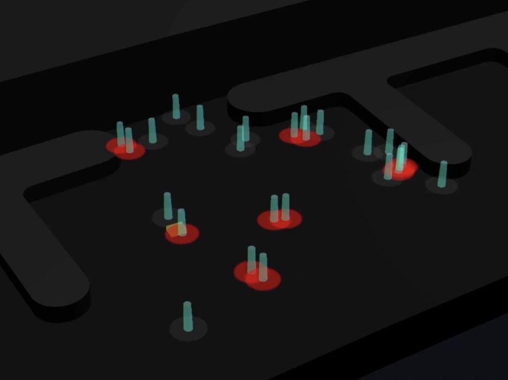 Social distancing monitoring by Outsight's 3D Semantic Camera that utilizes Velodyne's lidar sensors